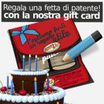 Regala una gift card-patente!