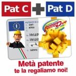 Patenti C+D...iscriviti e risparmia!