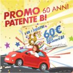 Promo 60 anni! per la tua patente B