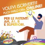 Preiscrizione online!